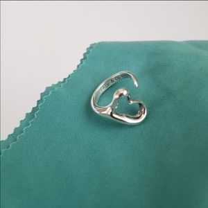Authentic Tiffany & co 6.5 ring